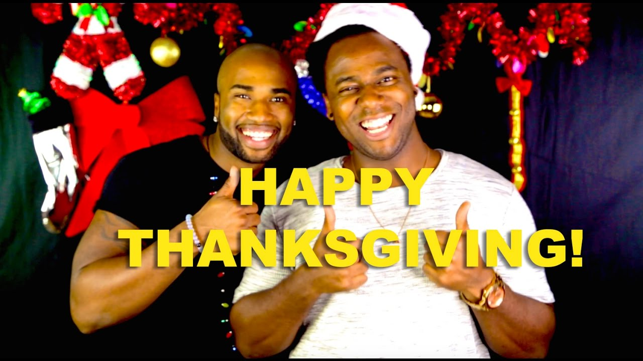 Give Thanks To Thanksgiving