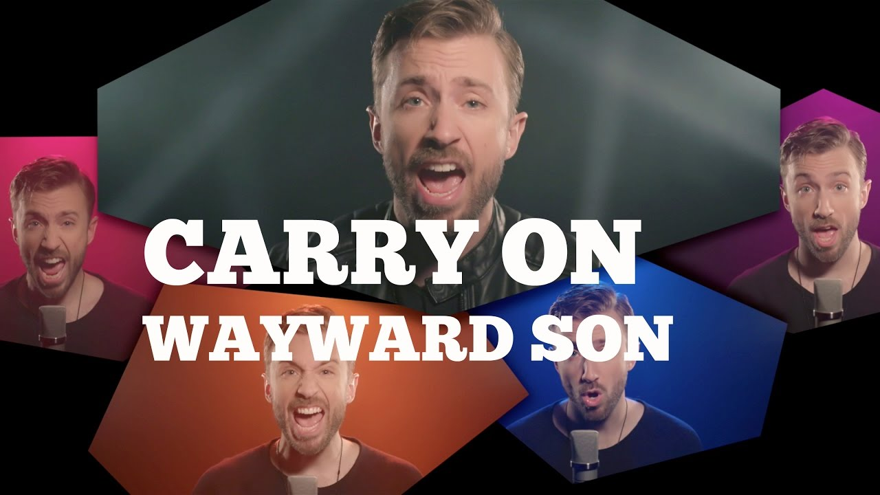 Carry On Wayward Son – Kansas