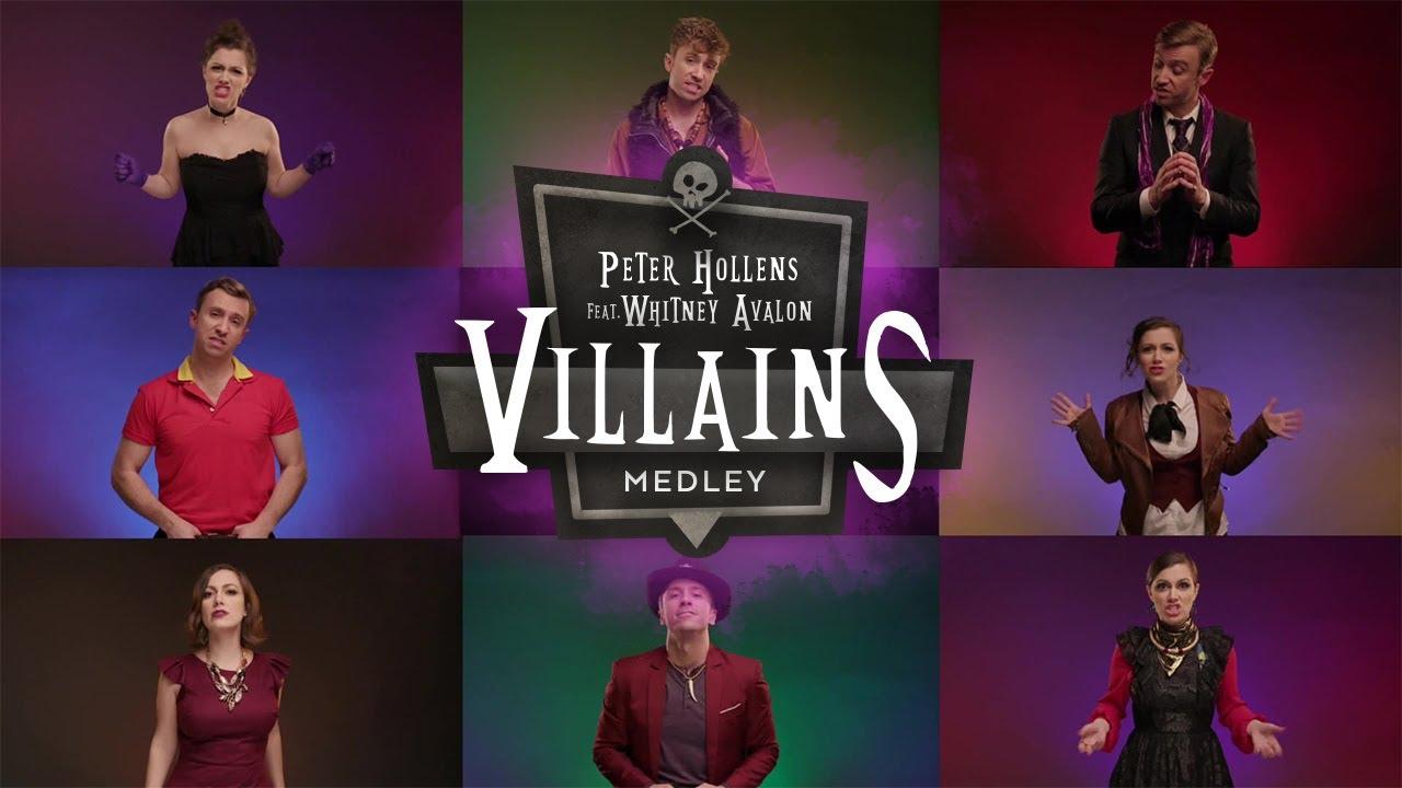 Epic Disney Villains Medley