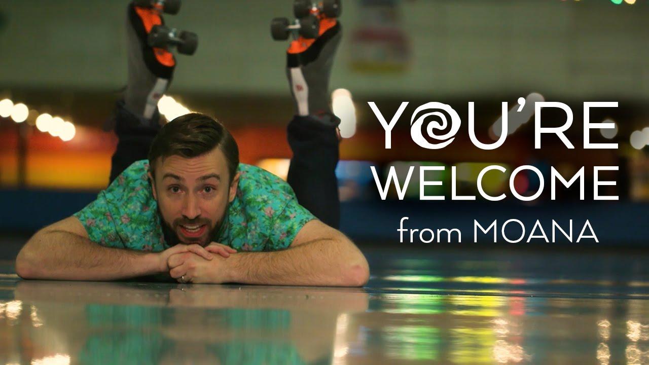 You're Welcome – Moana