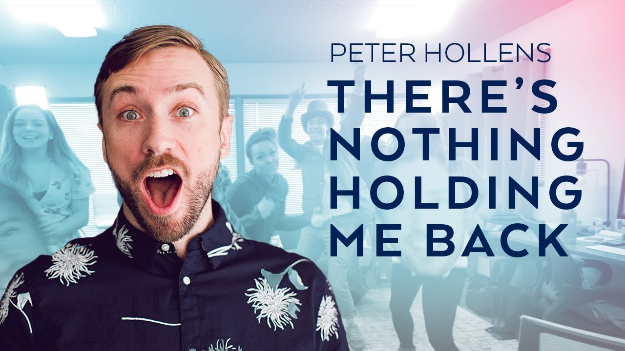 There's Nothing Holding Me Back – Shawn Mendes with The Hollens Creator Academy
