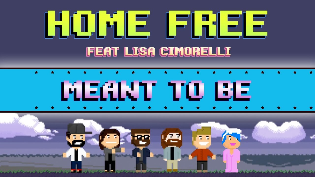 Meant to Be (Feat. Lisa Cimorelli)