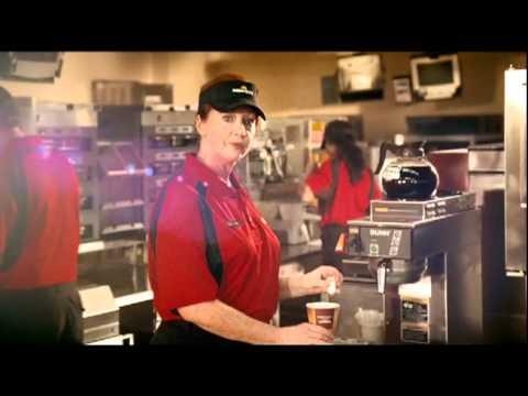 The Blenders McDonald's Girl TV Commercial