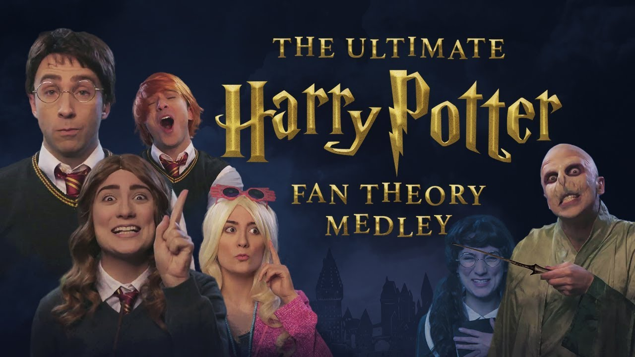 The Ultimate Harry Potter Fan Theory Medley