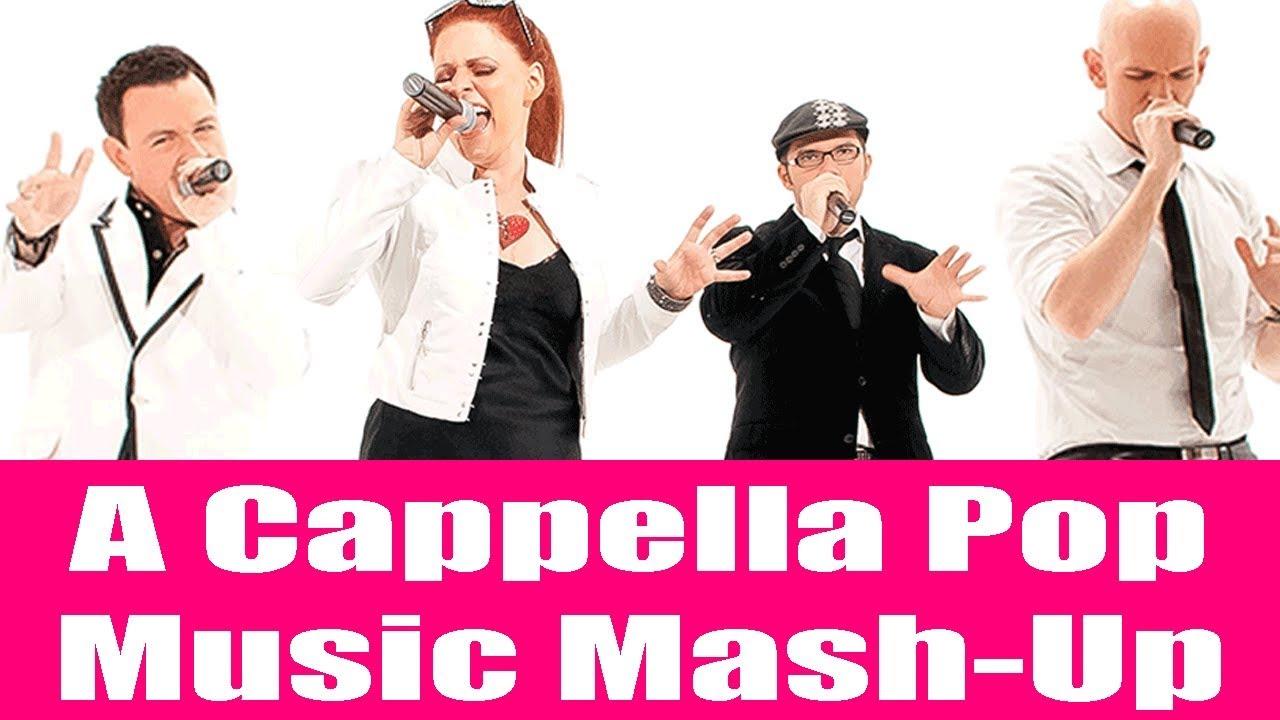 A Cappella Mashup of Pop Tunes