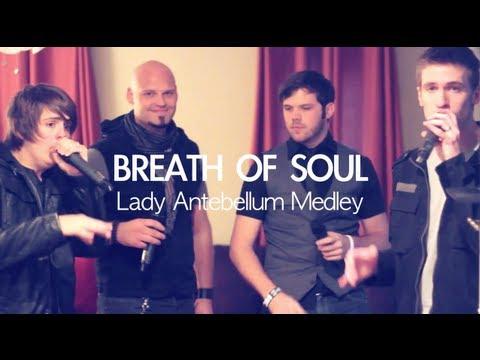 Lady Antebellum Medley