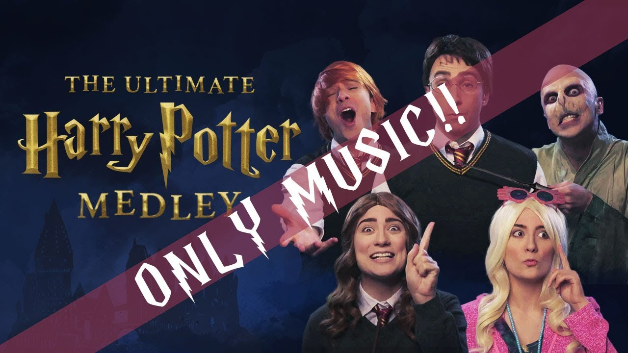 The Ultimate Harry Potter Medley