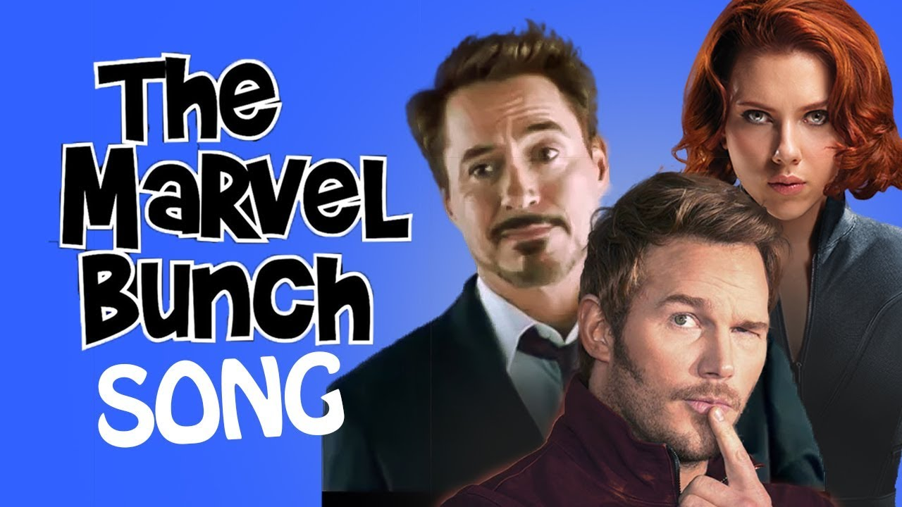 The Marvel Bunch Song
