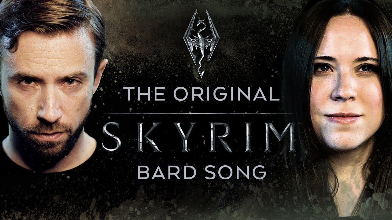Vokul Fen Mah – Original Skyrim Bard Song – feat. Malukah