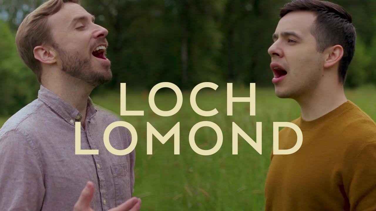 Loch Lomond – Peter Hollens feat. David Archuleta