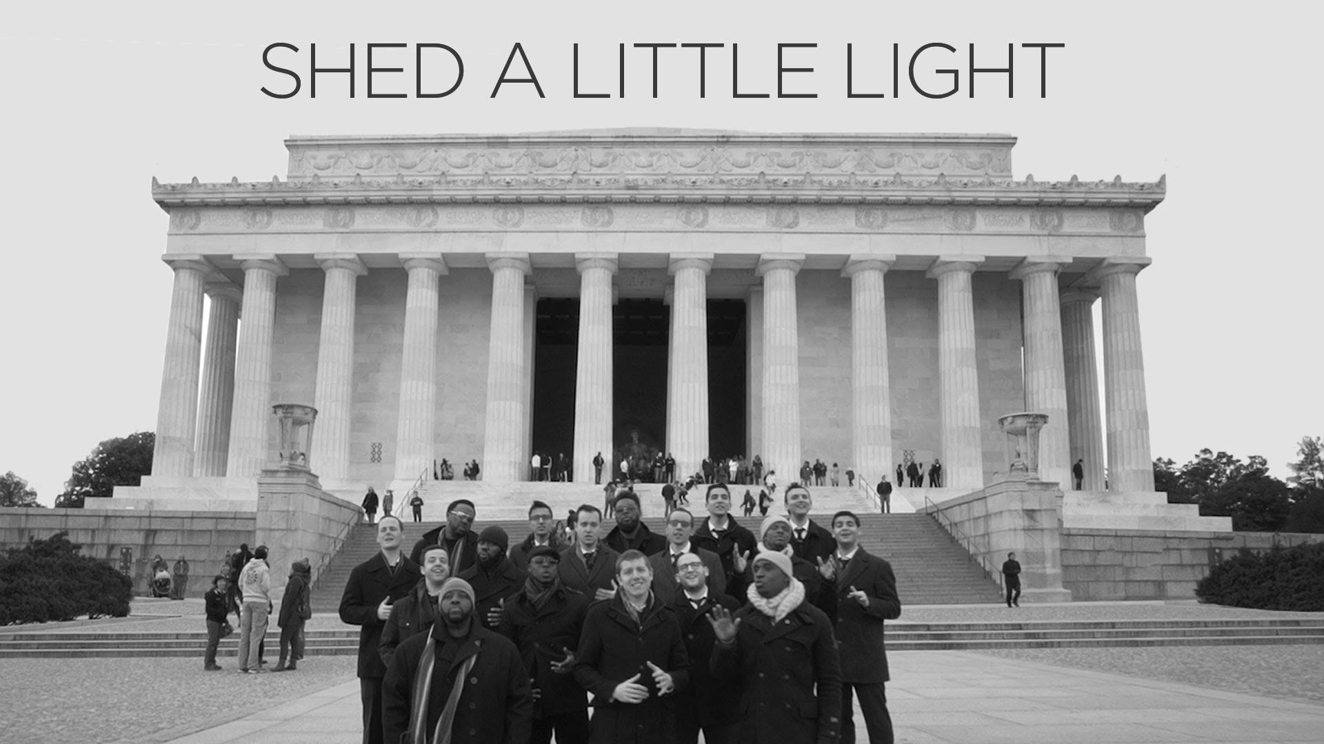 Shed a Little Light – MLK Jr. Day