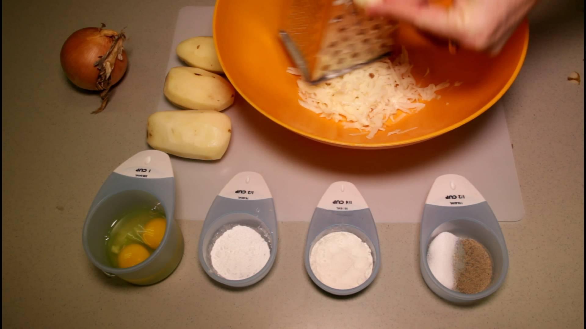Perfect Latkes (Potato Pancakes)