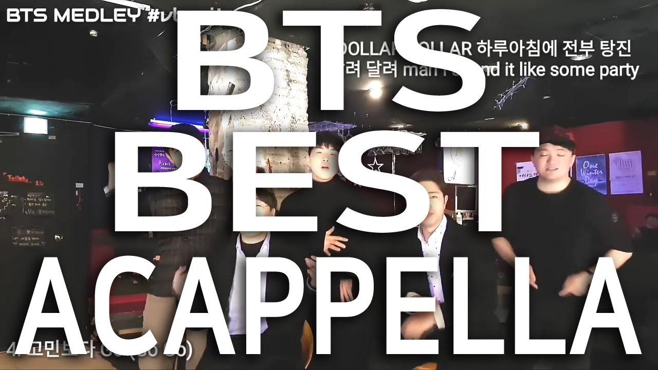BTS Acappella Medley