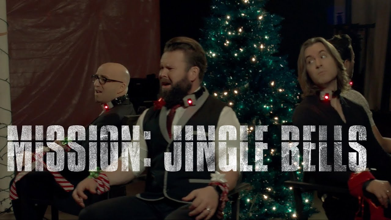 Mission: Jingle Bells | MISSION: IMPOSSIBLE THEME Mashup