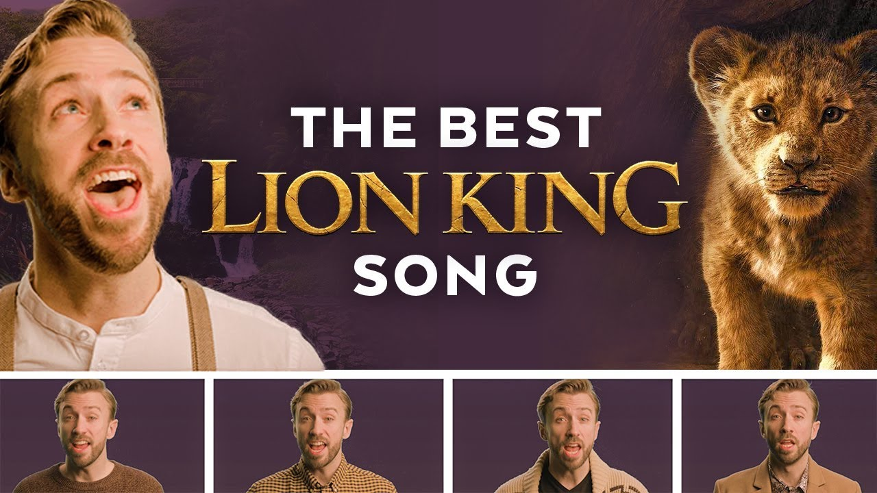 Can You Feel The Love Tonight ❤️ Disney's the Lion King 👑