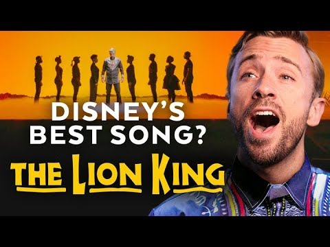 The Best Disney Song You Didn't Know Existed – feat. The Lion King Cast – A Cappella Style