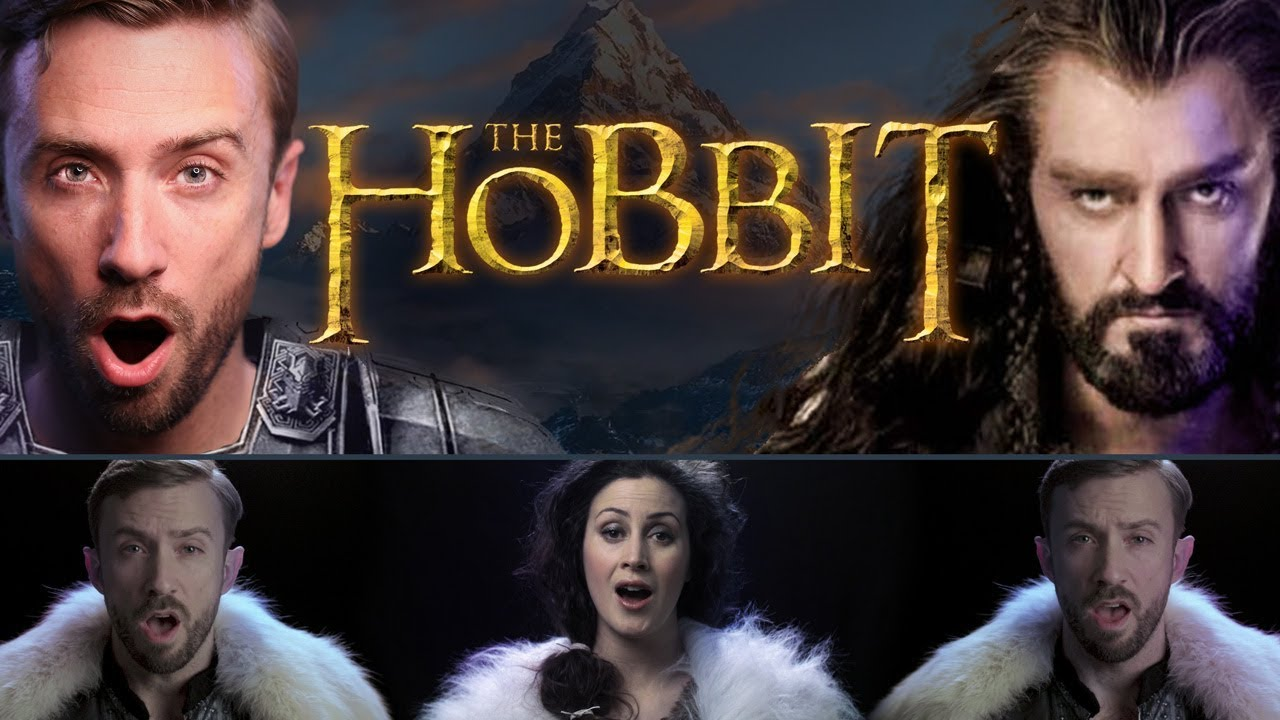 The FORGOTTEN Hobbit Song – A Cappella Style