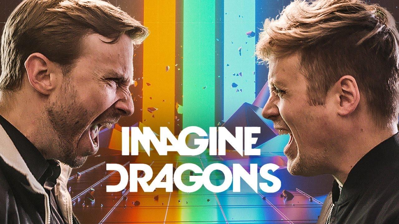 Imagine Dragons in Under 4 Min ? BEST MEDLEY EVER!