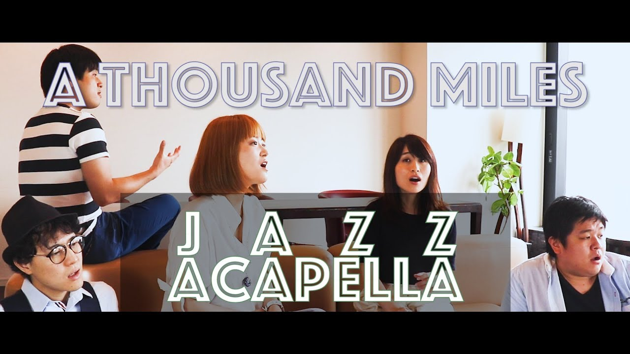 A Thousand Miles – Jazz Cover