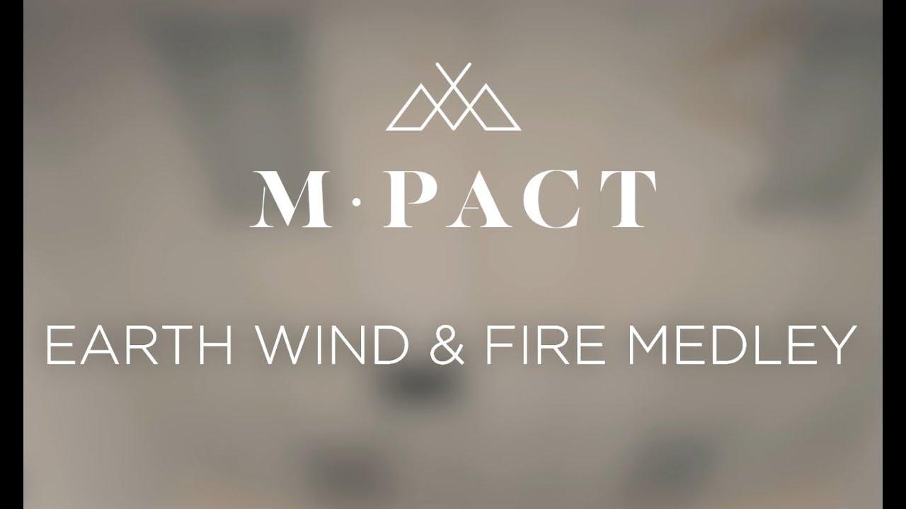 Earth, Wind & Fire Medley