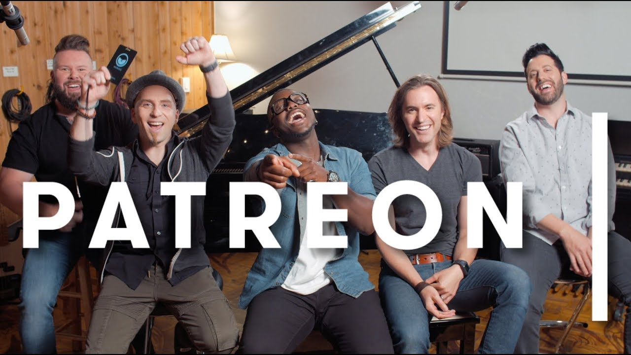 VoicePlay is on PATREON