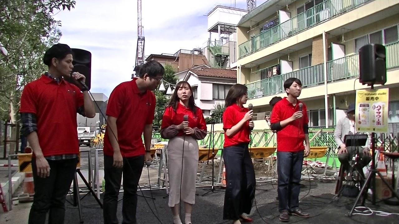千葉バンド ムサコマルシェ 2019 1026-02