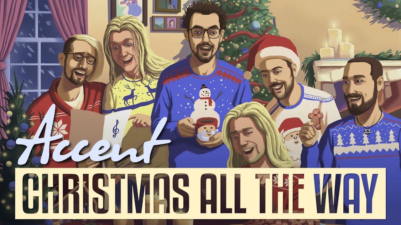 Christmas All the Way Album Promo