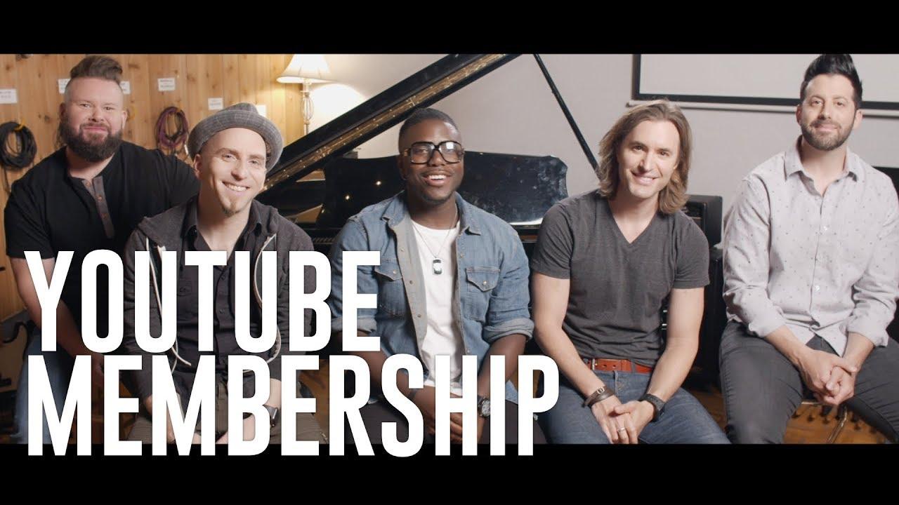 YouTube Channel Membership!