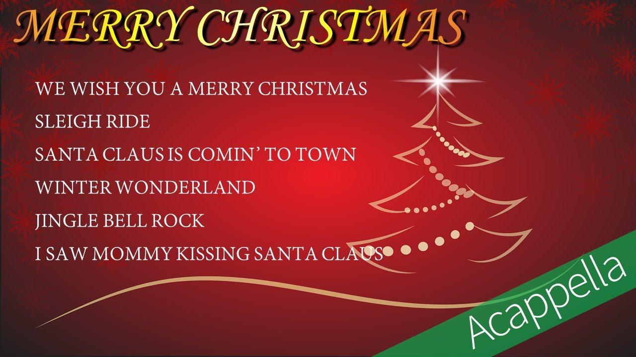 クリスマスソングメドレー2019