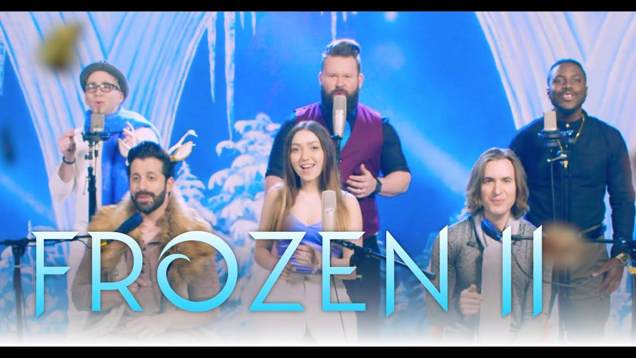 Frozen 2 Medley Feat. Adriana Arellano