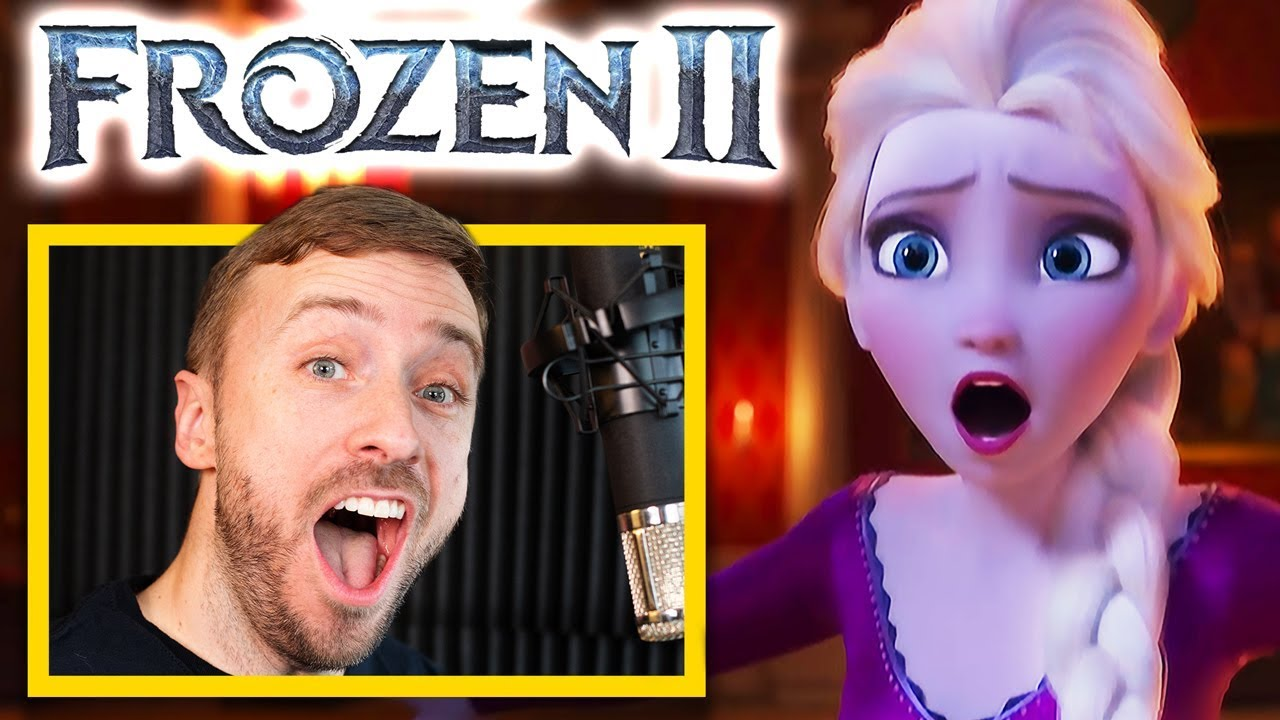 Frozen 2 – Into the Unknown