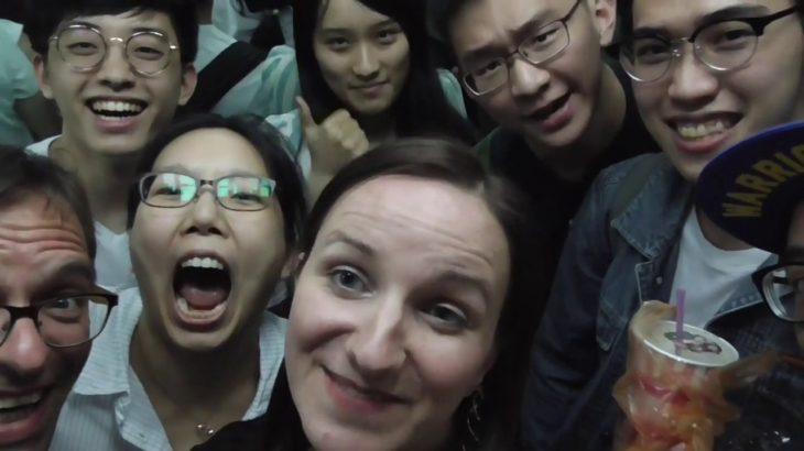 Klangbezirk Taiwan Singers Rehearsal