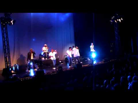 """Naturally7 """"Wall of Sound"""" – WoS Tour 09 Germany"""