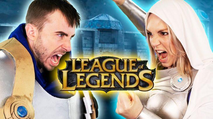 """League of Legends 'Warriors"""""""
