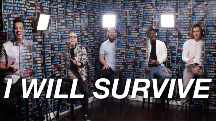 I WILL SURVIVE | VoicePlay A Cappella Cover