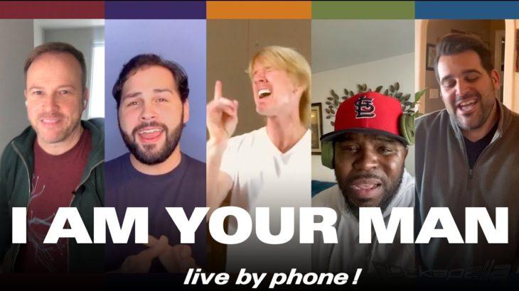 I Am Your Man | ROCKAPELLA