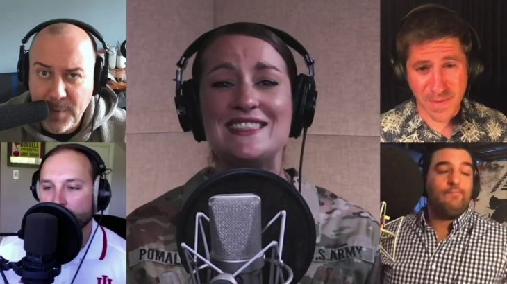 Straight No Chaser – Happy feat. The US Army Field Band (Quarantine Sessions)