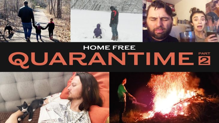 HOME AWAY FROM HOME: Episode 18: QuaranTime (Part 2)