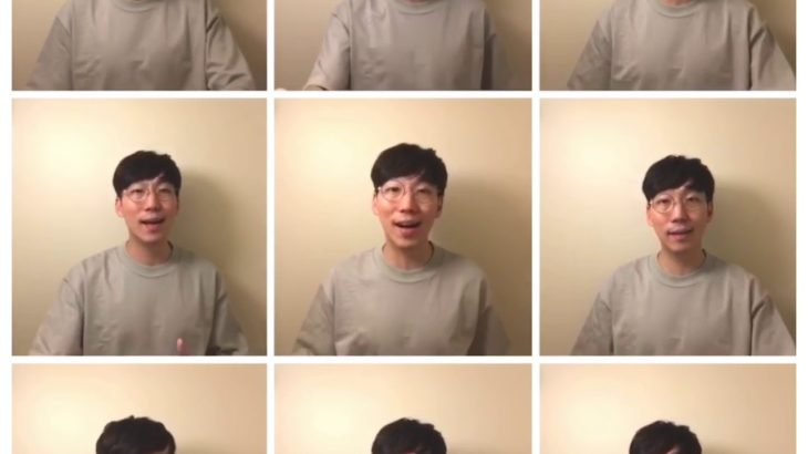 Seasons Of Love – Inhyeok Yeo(RENT Acapella Cover)