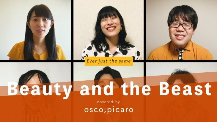 【アカペラ】Beauty and the Beast  – cover by osco;picaro