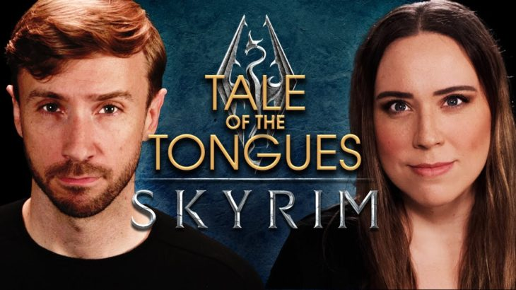 Skyrim: Tale of the Tongues – Peter Hollens feat. Malukah