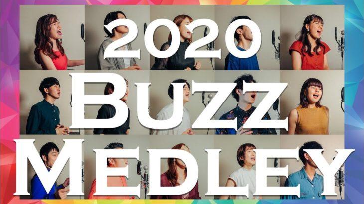 【ヤバすぎるアカペラ】2020 Buzz Medley