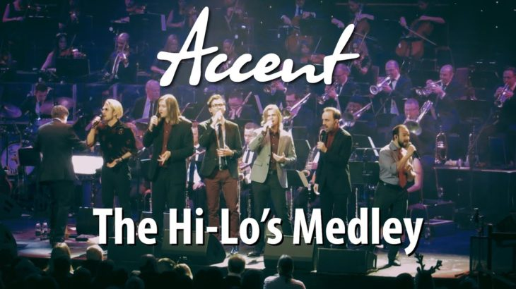 Accent – The Hi-Lo's Medley (Live at the Royal Albert Hall feat. Guy Barker's Big Band)