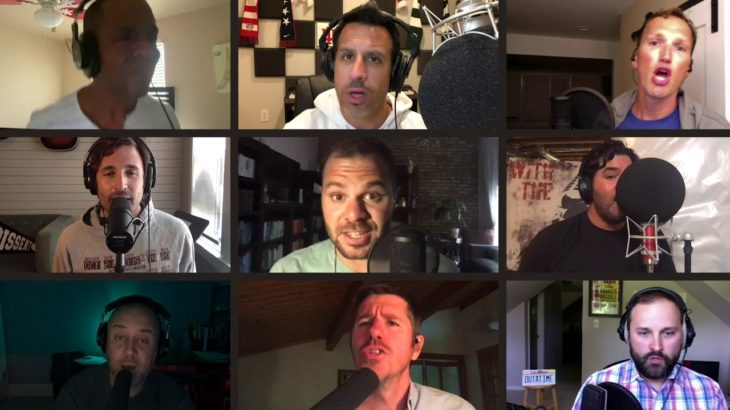 Straight No Chaser – Movie Medley (Reclusive Exclusives)