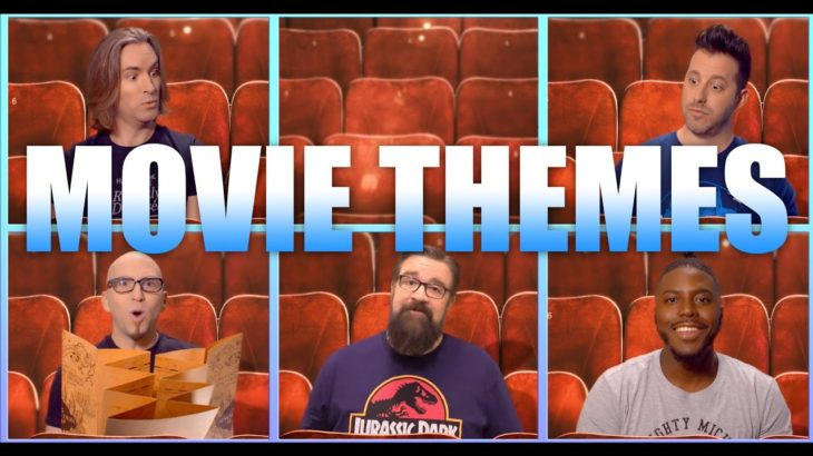 ACA TOP 10 | MOVIE THEMES Feat. Rob Lundquist