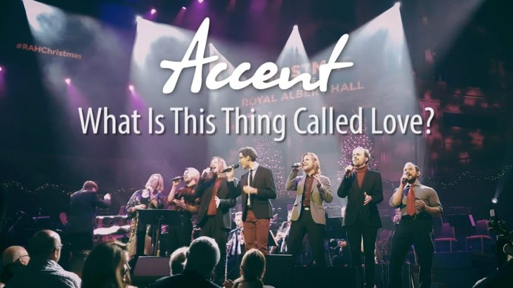 Accent – What Is This Thing Called Love? (feat. Clare Teal & Guy Barker's Big Band)