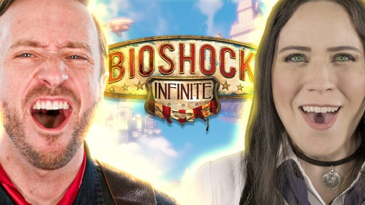 Bioshock Infinite – Will The Circle Be Unbroken feat. Malukah + The HollensFamily Choir