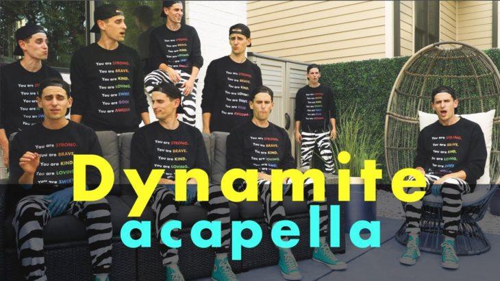 BTS (방탄소년단) 'Dynamite' – Acapella Cover 💜
