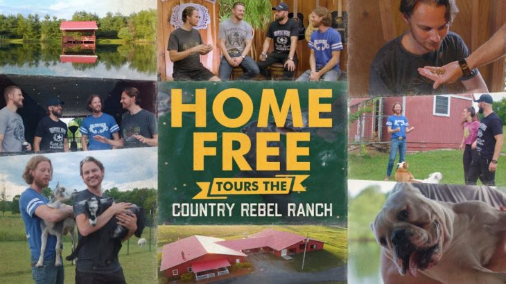Home Free Tours the Country Rebel Ranch
