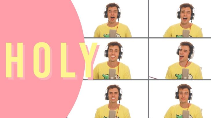 Justin Bieber – Holy [Acapella Cover]